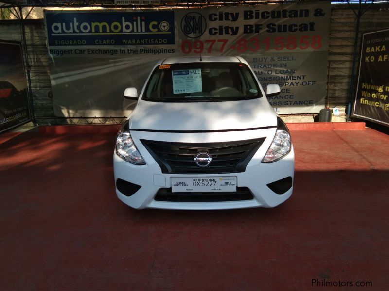 Pre-owned Nissan Almera for sale in