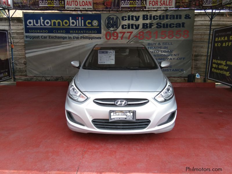 Pre-owned Hyundai Accent for sale in