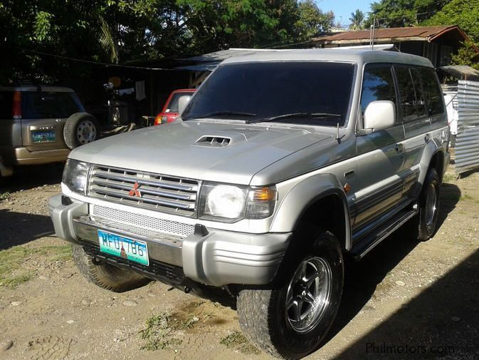 Used Mitsubishi Pajero for sale in Davao Del Sur