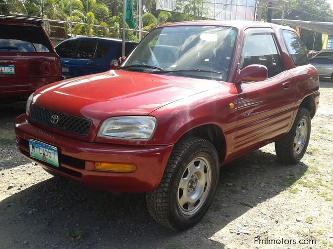 Used Toyota Rav 4 for sale in Davao Del Sur
