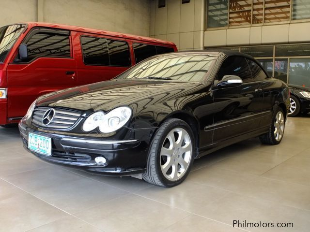 Used Mercedes-Benz CLK 320 for sale in Cebu