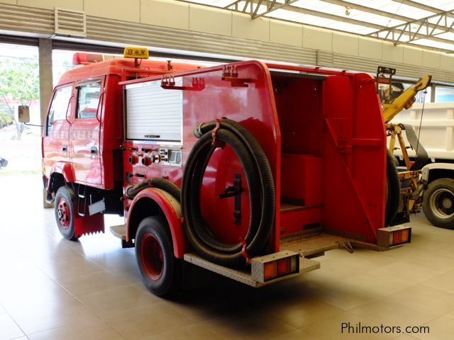 Used MItsubishi Canter Fire Brigade for sale in Cebu