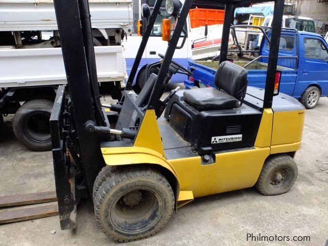 Used Mitsubishi Worklift for sale in Cebu