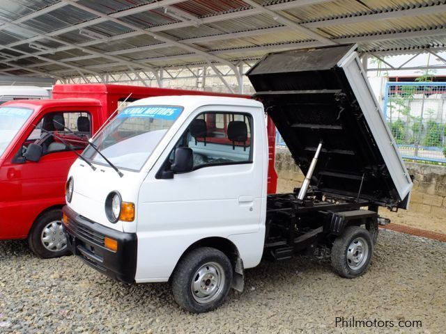 Used Suzuki Carry Mini Dump in Cebu