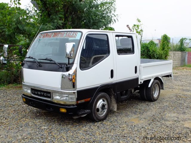 Used Mitsubishi Canter in Cebu
