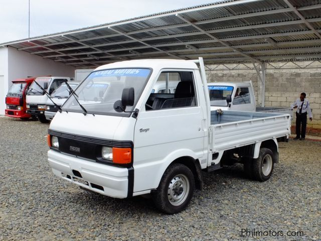 Used Mazda Bongo in Cebu