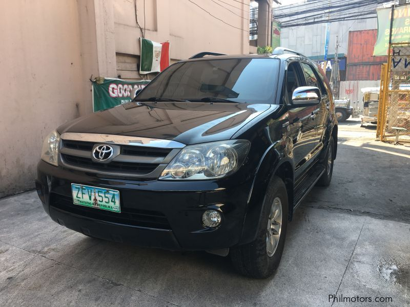 Pre-owned Toyota Fortuner for sale in Makati City