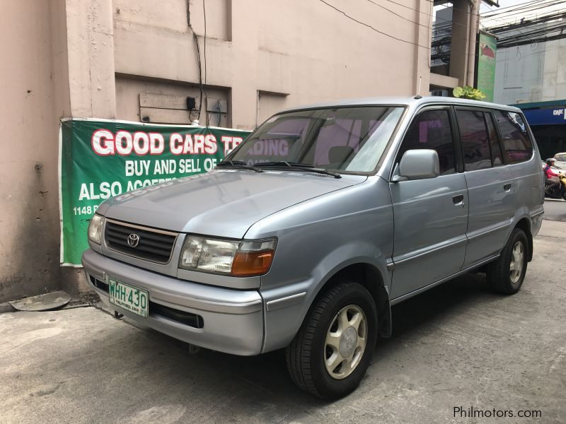 Pre-owned Toyota Revo for sale in Makati City