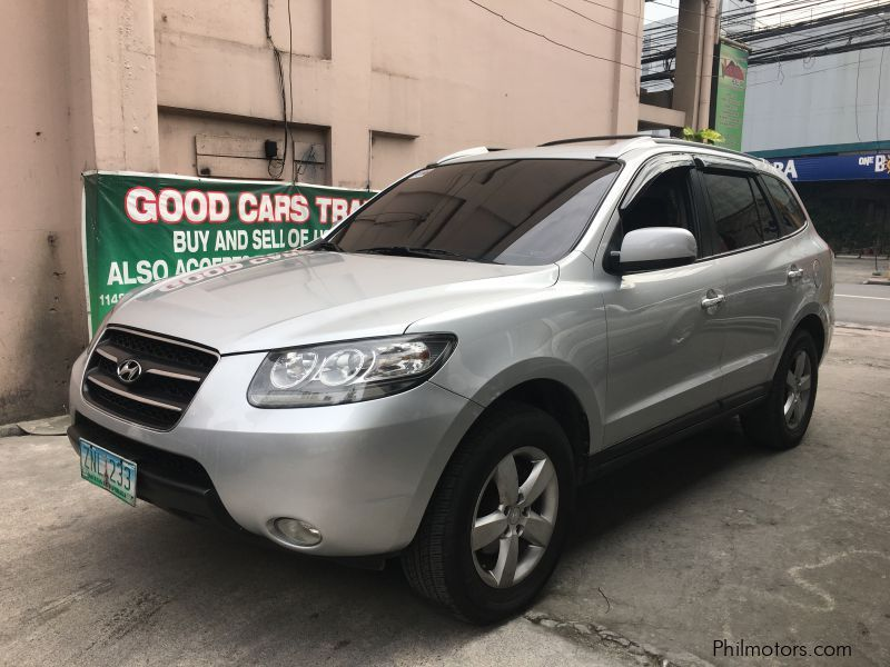 Pre-owned Hyundai Santa Fe for sale in Makati City