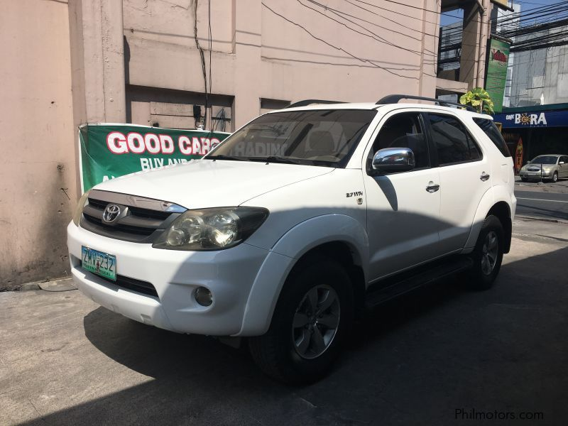 Pre-owned Toyota Fortuner G for sale in Makati City