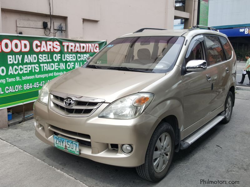 Pre-owned Toyota Avanza for sale in Makati City