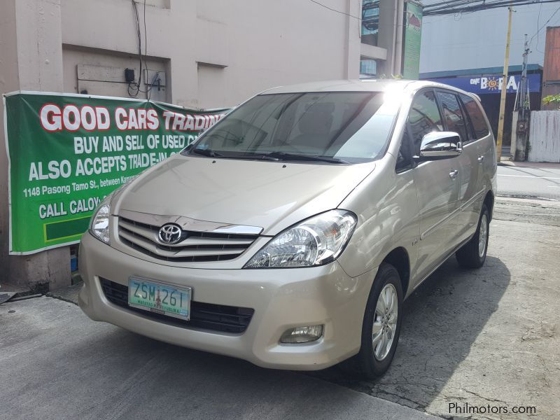 Pre-owned Toyota Innova G for sale in Makati City