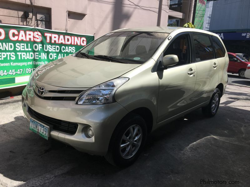 Pre-owned Toyota Avanza E for sale in Makati City