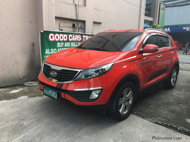 Pre-owned Kia Sportage for sale in Makati City