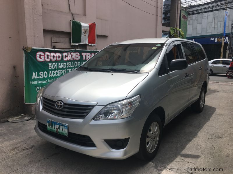Pre-owned Toyota Innova E for sale in Makati City