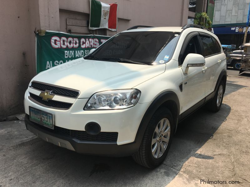 Pre-owned Chevrolet Captiva for sale in Makati City