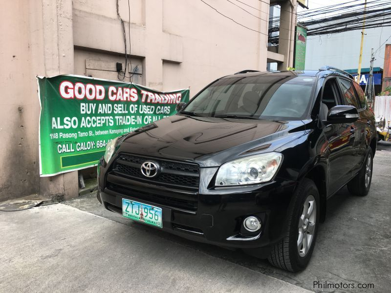 Pre-owned Toyota Rav4 for sale in Makati City