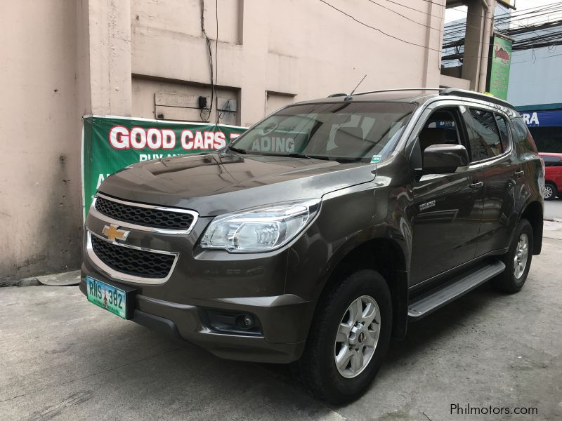 Pre-owned Chevrolet Trailblazer for sale in Makati City