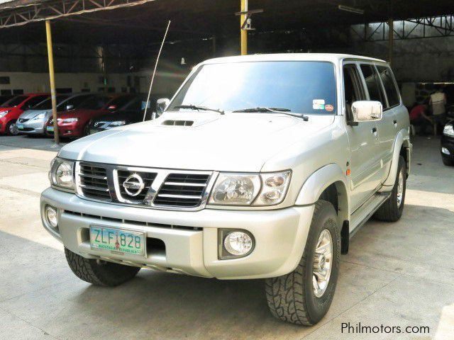 Pre-owned Nissan Patrol for sale in Makati City