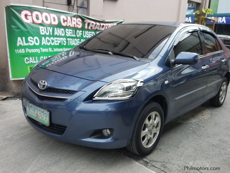 Used Toyota Vios E for sale in Makati City