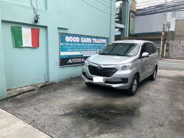 Pre-owned Toyota Avanza E for sale in