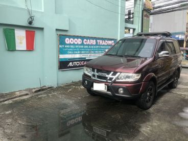 Pre-owned Isuzu Sportivo X for sale in