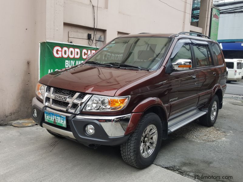 Pre-owned Isuzu Sportivo for sale in Makati City