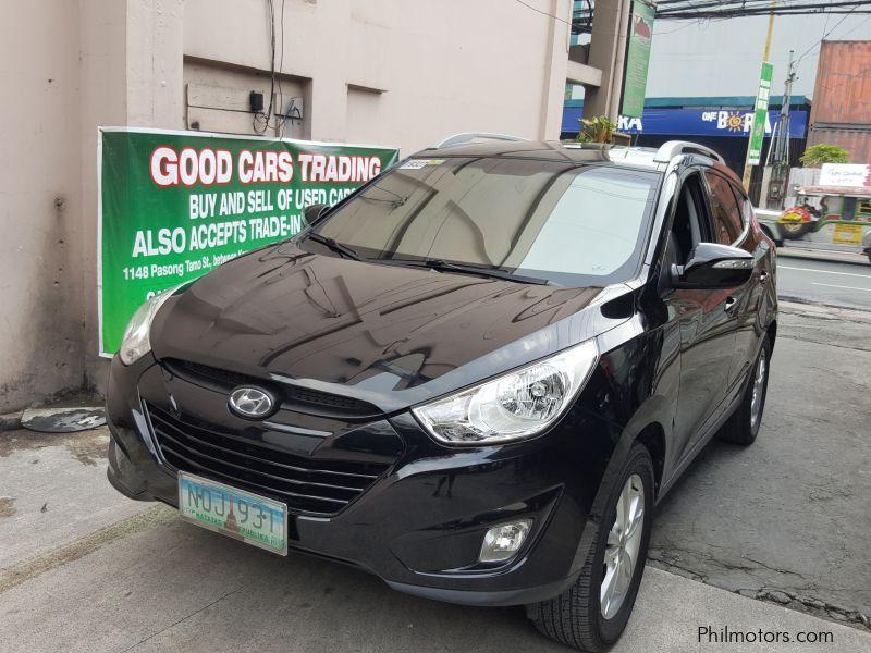 Pre-owned Hyundai Tucson for sale in Makati City