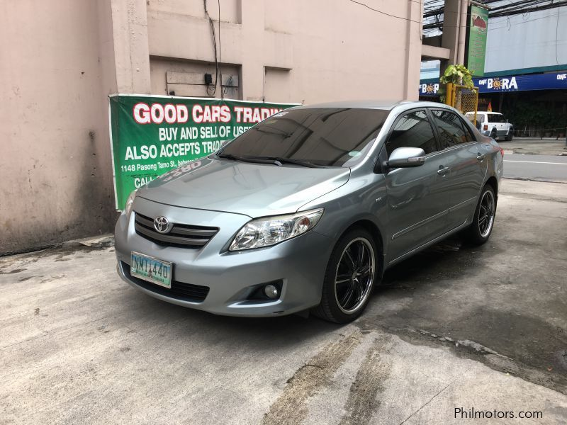 Used Toyota Altis for sale in Makati City