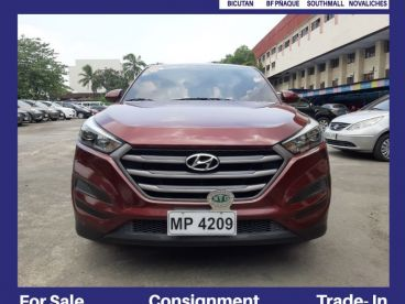 Pre-owned Hyundai TUCSON for sale in