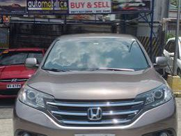 Pre-owned Honda CRV 4x4 for sale in