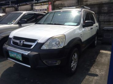 Pre-owned Honda CRV 2nd Gen for sale in