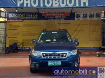Pre-owned Subaru Forester for sale in