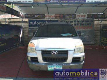 Pre-owned Hyundai Grand Satrex for sale in