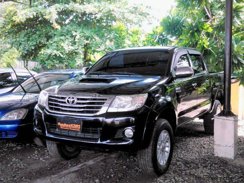 Used Toyota Hilux for sale in Pampanga