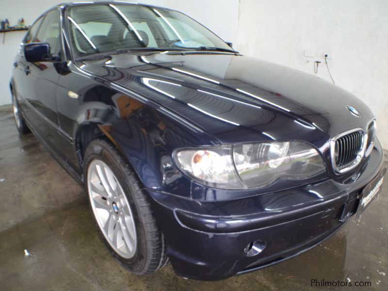Used BMW 316i E46 limousine for sale in Pampanga