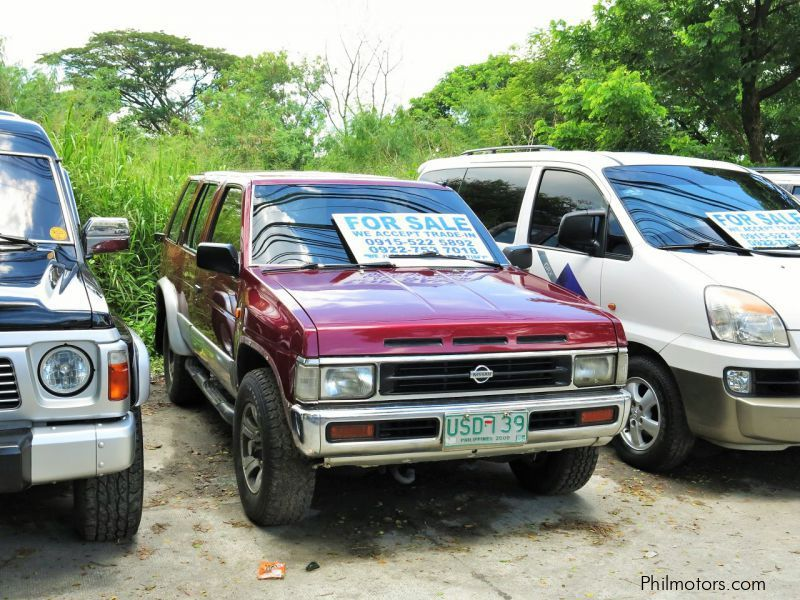 Pre-owned Nissan Terrano for sale in Pampanga