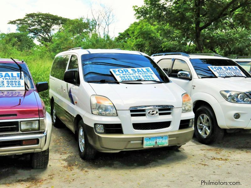 Pre-owned Hyundai Starex GRX for sale in Pampanga