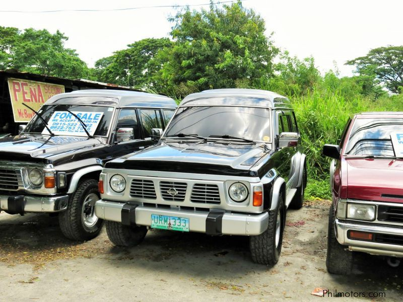 Pre-owned Nissan Patrol for sale in Pampanga
