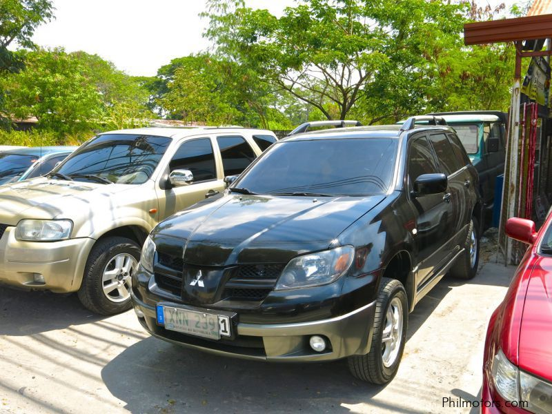 Pre-owned Mitsubishi Outlander for sale in Pampanga