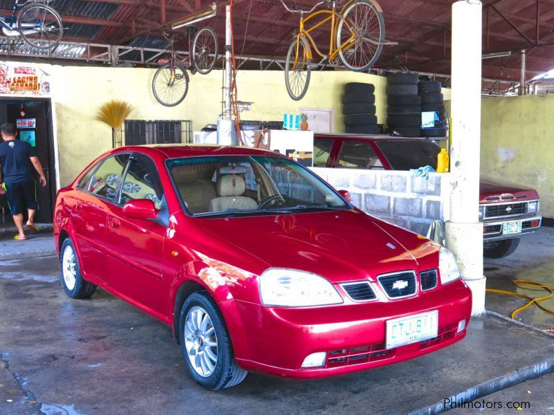 Used Chevrolet Optra for sale in Pampanga