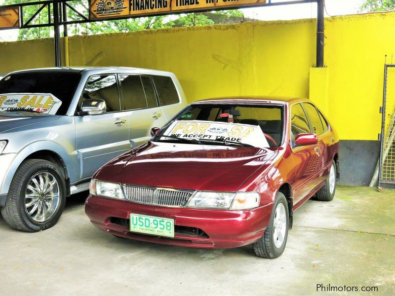 Used Nissan Sentra for sale in Pampanga