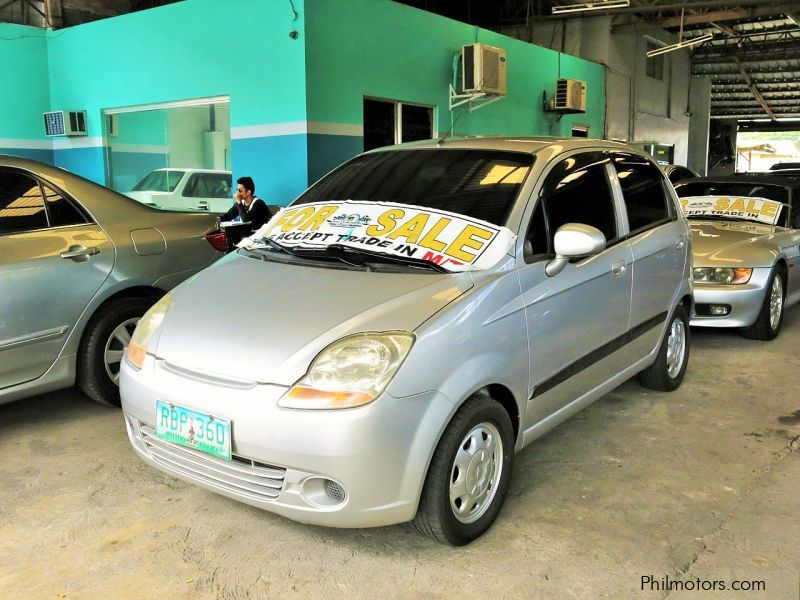Used Chevrolet Spark for sale in Pampanga