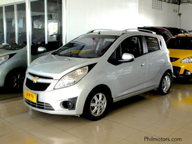 Used Chevrolet Spark LT for sale in Pampanga