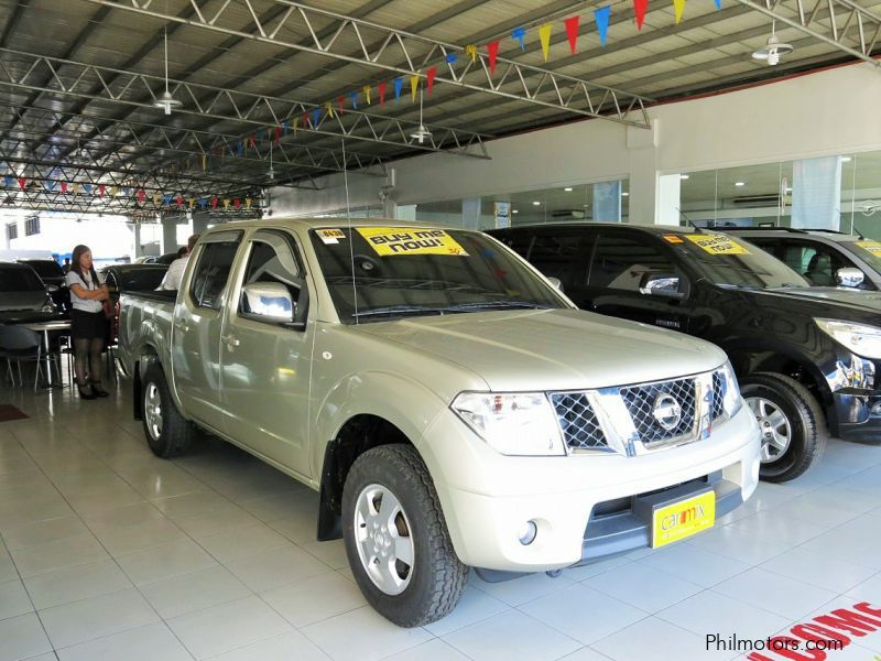 Used Nissan Frontier Navara for sale in Pampanga