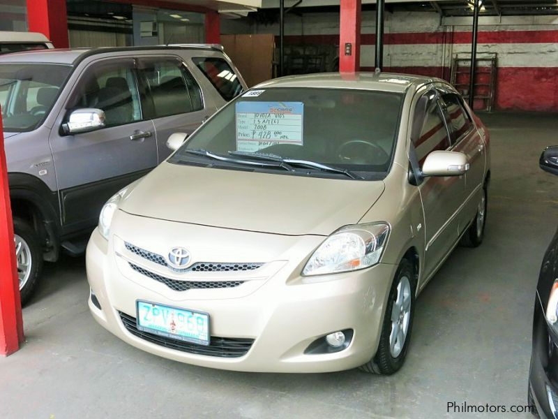 Used Toyota Vios Gold for sale in Las Pinas City