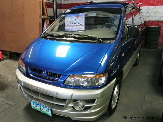 Used Mitsubishi Space Gear for sale in Las Pinas City