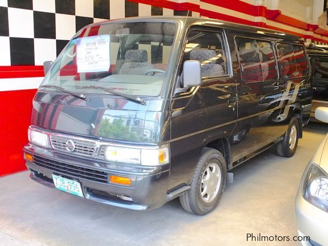 Used Nissan Urvan for sale in Las Pinas City