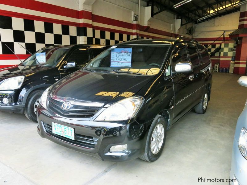 Used Toyota Innova G for sale in Las Pinas City