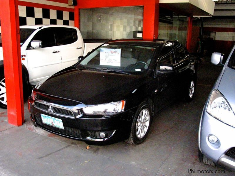 Used Mitsubishi Lancer EX GLS for sale in Las Pinas City
